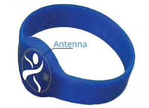 wristband rfid