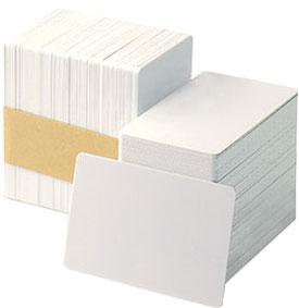 Blank PVC Cards