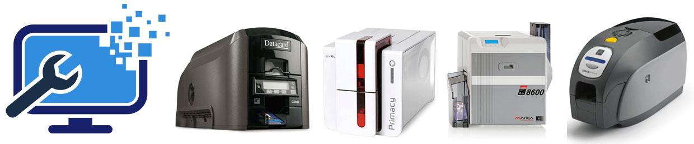 card printer repair service