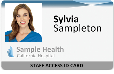 Health Facility Staff Id Cards Rn Id Cards Provider Of